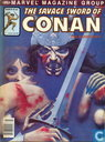 Comic Books - Conan - The Savage Sword of Conan the Barbarian 62