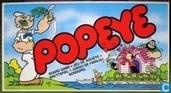 Spellen - Popeye - Popeye Bordspel