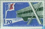 Postage Stamps - France [FRA] - Polytechnicum Palaiseau