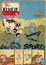 Strips - Kuifje (tijdschrift) - Leve de sport