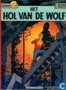 Strips - Lefranc - Het hol van de wolf