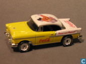 Modelauto's  - Matchbox - Chevrolet Bel Air 'Coca-Cola'