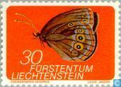 Postage Stamps - Liechtenstein - Animals