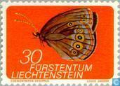Postzegels - Liechtenstein - Dieren