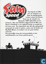 Bandes dessinées - Sam Speed - Plankgas