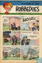 Comic Books - Robbedoes (magazine) - Robbedoes 647
