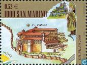 Postage Stamps - San Marino - Holy Year