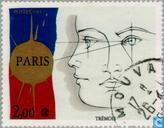 Postage Stamps - France [FRA] - Stamp Exhibition Philexfrance '82