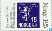 Postage Stamps - Norway - Norwex 1980