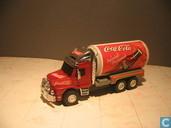 Voitures miniatures - Onbekend - Truck Coca-Cola Special Designed
