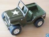 Modelauto's  - Tonka - Tonka army jeep