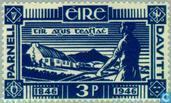 Postzegels - Ierland - Stewart, Charles & Davitt, Parnell/Michael