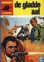 Comics - Commando Classics - De gladde aal
