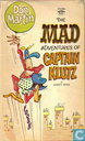 Comic Books - Captain Kluns - The Mad Adventures of Captain Klutz