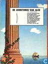 Bandes dessinées - Alix - De laatste Spartaan