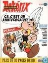 Bandes dessinées - Astérix - Astérix, Journal Exceptionnel Ca c'est un anniversaire!