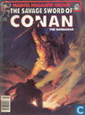Comic Books - Bront - The Savage Sword of Conan the Barbarian 79