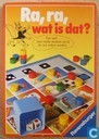 Board games - Rara wat is dat - Rara, wat is dat?