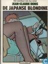 De Japanse blondine