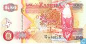 Zambia 50 Kwacha 2006