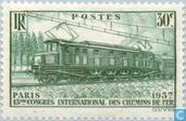 Postage Stamps - France [FRA] - Railway Congress