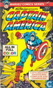 Comics - Captain America - Cap's Greatest Adventures Complete and Unabridged
