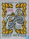 Postage Stamps - Vatican City - Agnes of Bohemia