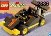 Toys - Lego - Lego 2886 Formula 1 Racing Car