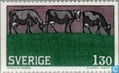 Timbres-poste - Suède [SWE] - Agriculture