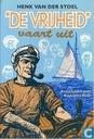 """Bandes dessinées - Capitaine Rob - """"De Vrijheid"""" vaart uit"""