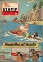 Comics - Kuifje (Illustrierte) - meester mus met vakantie