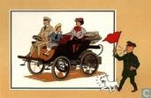 "Comic Books - Kuifjesbon producten - Chromo's ""Automobiel"" 47"
