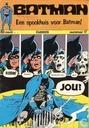 Een spookhuis voor Batman!