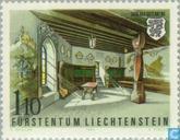 Postage Stamps - Liechtenstein - Finally Gutenberg
