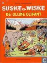 Comic Books - Willy and Wanda - De olijke olifant