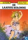 Comic Books - Aryanne - De laatste kolonne