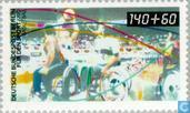 Postage Stamps - Berlin - For the sports