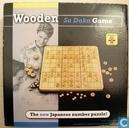 Spellen - Sudoku - Sudoku  -  houten uitvoering