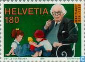 Postzegels - Zwitserland [CHE] - Jean Plaget
