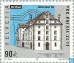 Postage Stamps - Switzerland [CHE] - Cultural History