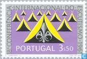 Briefmarken - Portugal [PRT] - Pfadfinder-18.-Weltkonferenz