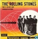 Platen en CD's - Rolling Stones, The - Time Is on My Side