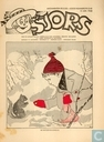 Bandes dessinées - Sjors [BEL] (tijdschrift) - Sjors 01-12