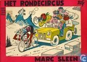 Bandes dessinées - Rondecircus, Het - Het rondecircus 1957, 1958, 1959, 1960