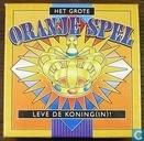 Board games - Oranje Spel - Het grote Oranje spel