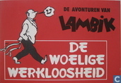 Comic Books - Lambik - doublure 32074