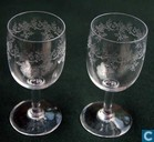 Verre / Cristal - Baccarat - borrelglaasjes