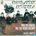 Disques vinyl et CD - Blood, Sweat & Tears - You've Made Me so Very Happy