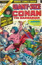 Comic Books - Conan - Giant size Conan the barbarian