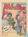 Strips - Minitoe  (tijdschrift) - 1982 nummer  52
